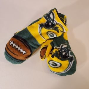 Green Bay Packers warm mittens